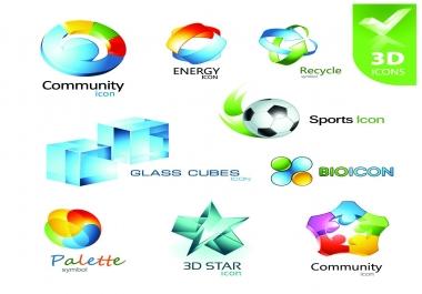 إنشاء شعار LOGO إحترافي لمدونة