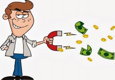 سوف أقدم لكم 87 طريقة لكسب 100 دولار يوميا
