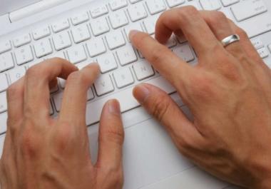 خدمة التدقيق اللغوي للمقالات والمحتوى الإليكتروني .