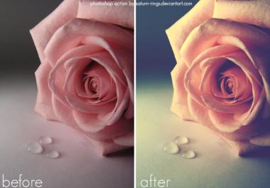 أضافة 10 تأثيرات جميلة علي صورك