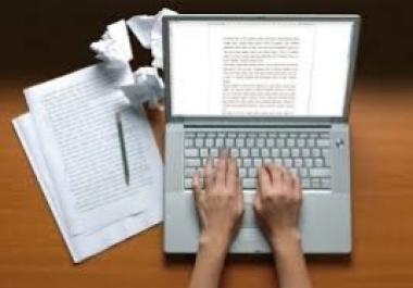 كتابة 5 مقالات حصرية باللغه الانجليزيه متوافقه مع سيو
