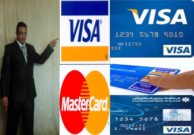 عمل بطاقة مستر كاد تصلك الى المنزل مجانا