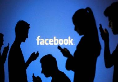 سأعطيك 500 منشور للنشرهم في صفحتك على الفايسبوك و تويتر... للزيادة تفاعل الصفحة