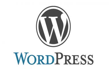 انشاء مدونة WordPress blogger