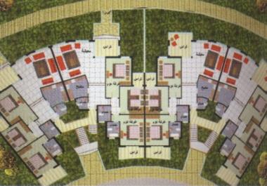 تصميم معماري لأي قطعة أرض