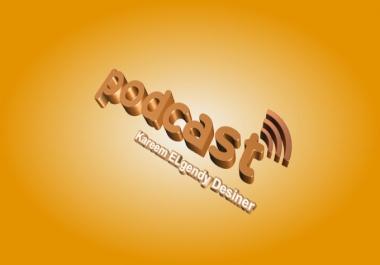 تصميم شعار او علامةتجارية   لوجو   عادي و 3D