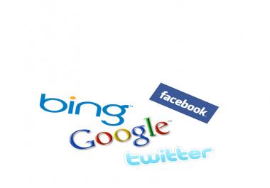 20000 زياره حقيقه امنه لموقعك من جوجل وفيس بوك
