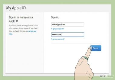 انشاء حساب أبل اي دي مفعل مجاني apple ID
