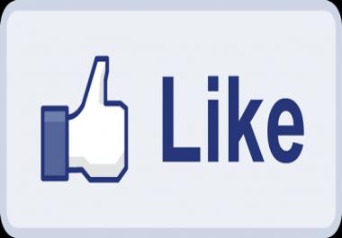 3300 اعجاب علي منشوراتك علي فيس بوك من حسابات حقيقية 100 %