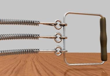 تصميم نموذج موديلينج ببرنامج اوتوديسك مايت