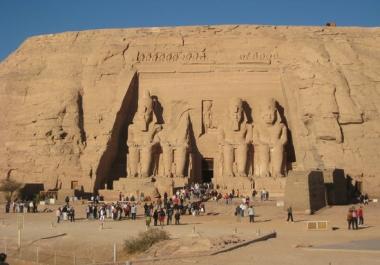 اعطائك نصائح واستشارات عن افضل خمس اماكن بمدينة اسوان يجب ان تزورهم