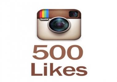 إضافة 500 إعجاب على صورتك في إنستجرام