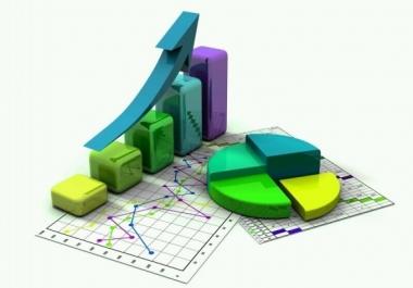 الاجابة عن أسئلة الاحصاء للطلاب وخدمة التحليل الاحصائي
