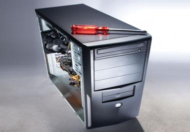 تنسيق تجميعة كمبيوتر للاحتياجات التي تناسبك