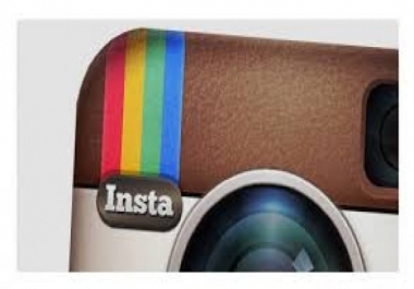 اضافة لك 1000 متابع أجنبي لحسابك عبر انستغرام
