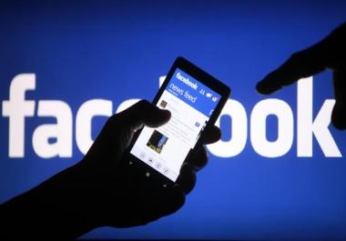 ادارة صفحات الفيس بوك