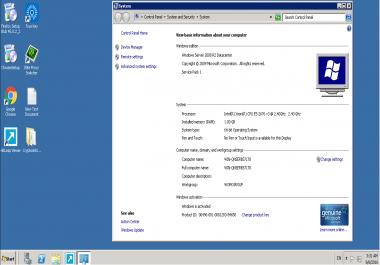 RDP Windows server 2008
