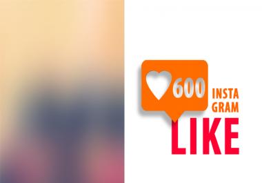 600 لايك انستاغرام عالمي لصور متعددة