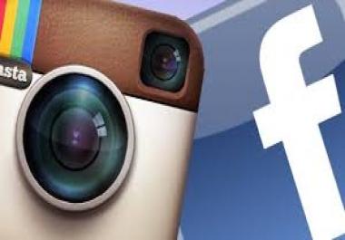 احصل علي العدد الذي تريده من الليكات و الكومنتات علي الفيسبوك و المتابعين علي الانستقرام