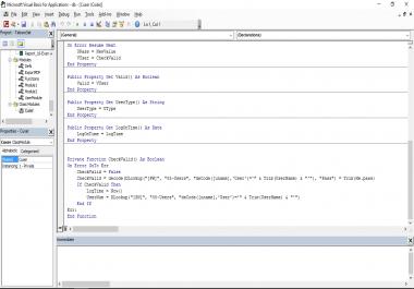 برمجة قواعد البيانات أكسس