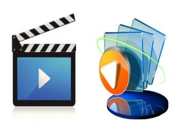 دمج الصوت مع الفيديو