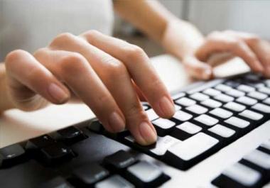 مراجعة وكتابة النصوص العربية والانجليزية مع اجادة التدقيق اللغوي