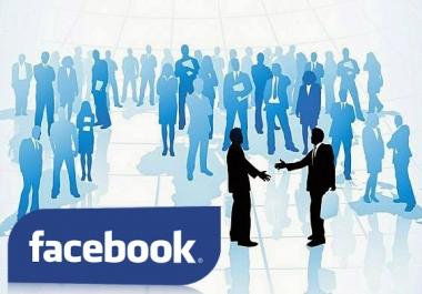 اداره صفحتك على الفيسبوك لمده اسبوع ب 5 دولار