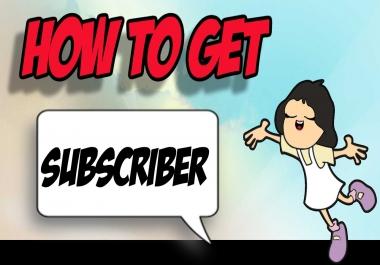 اعطائك الكورس المشهور من اوديمى عن جعل المشاهدين للفيديو مشتركين فى قناتك
