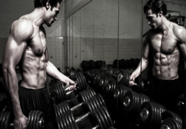 تدريب كمال اجسام ولياقة بدنية وبرامج غذائية