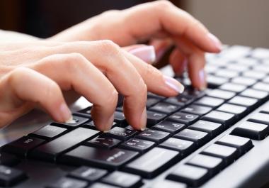 التدقيق اللغوي للأبحاث والتقارير وجميع المواضيع