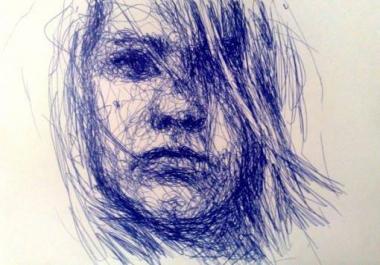رسم بورتريه الوجه يدويا باليد و بقلم الرصاص أو بتقنية الأكوارال...فقط أرسل صورتك و ستصلك النتيجة في 48 ساعة