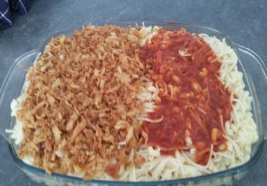 تقديم وصفات الطبخ عبر الواتس اب