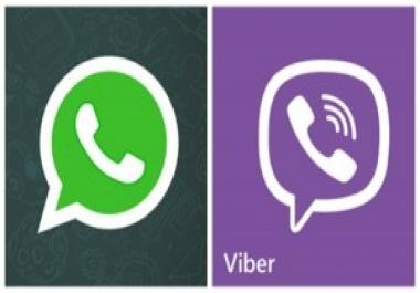 رقم امريكي وهمي لتفعيل الواتساب والفايبر وباقي البرامج ويمكنك تلقي الرسائل