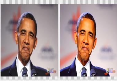 جعل الصور نقية وعالية الجودة بتقنية hd مثل صور النجوم