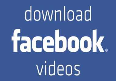 اقوم بتحميل اى فيديو على الفيس بوك