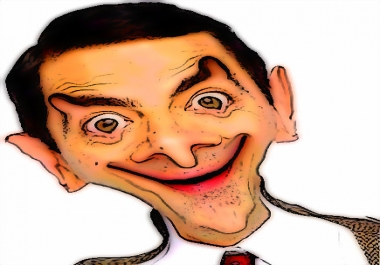 تحويل صورتك لكاركاتير مضحك