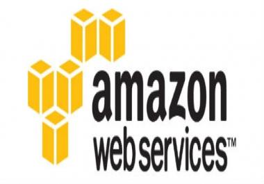 إنشاء حساب aws amazon امازون