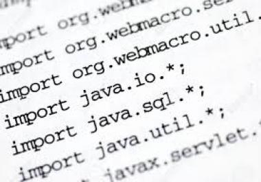 برمجة تطبيقات باستخدام JAVA