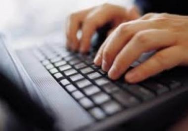 كتابة الابحاث والمقالات