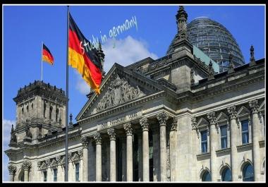 ساجعلك تدرس باقوى دوله فى اوروبا وهى المانيا والتعليم بها مجانا