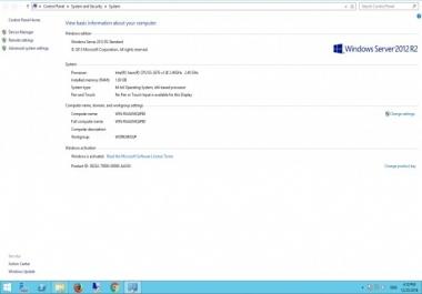 حساب RDP VPS ويندوز بصلاحيات الادمن