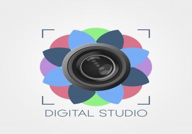 سأقوم بتصميم شعار شركة أو تطبيق راقي و محترف ب5 دولارات فقط .
