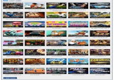 مدونة الالعاب 1285 لعبة مع الاعلانات للربح من الموقع