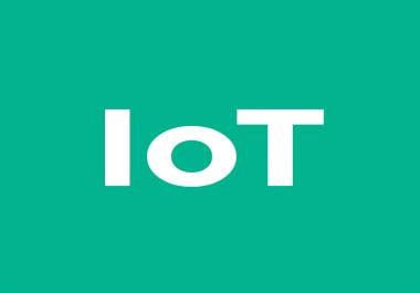 عرض بنر إعلاني على مجلة IoT mag الإلكترونية