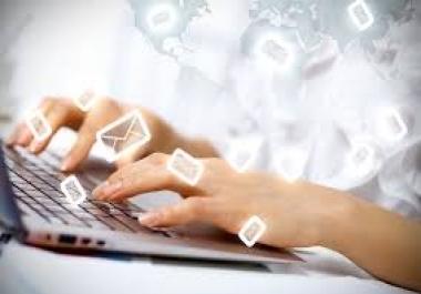 أكثر من 12 مليون ايميل الكتروني للتسويق