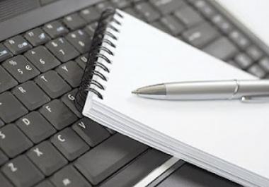 سأكتب لك ١٠ مقالات لموقعك أومدونتك