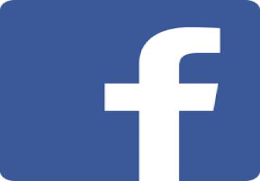 ادارة صفحة الفيس بوك لمدة 30