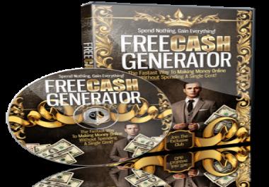 اعطيك كورس body language من الجامعة الأمريكية و كورس free cash generator
