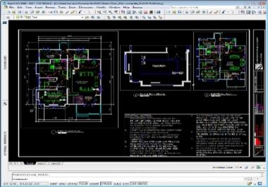 الرسم على برنامج الأتوكاد AutoCAD