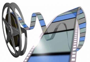 تصميم مقدمة فيديو إحرافية